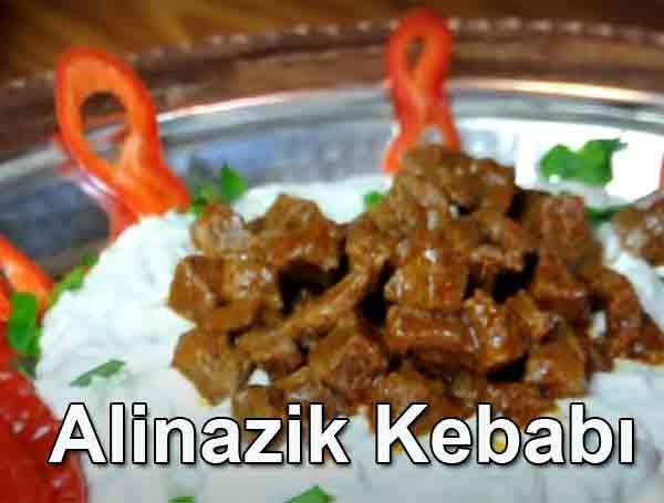 Alinazik kebabı tarifi Ali Nazik kebabı nasıl yapılır