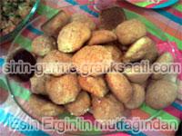 Şekerli kurabiye tarifi