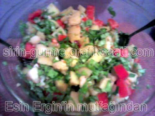 patates salatası nasıl hazırlanır ve yapılır tarifleri