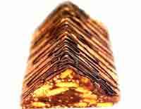 Mozaik pasta piramit kek tarifi