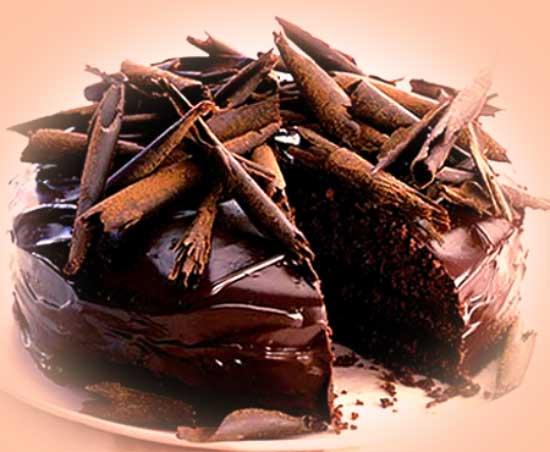 Kolay ve pratik çikolatalı yaş pasta tarifi yapımı tarifleri