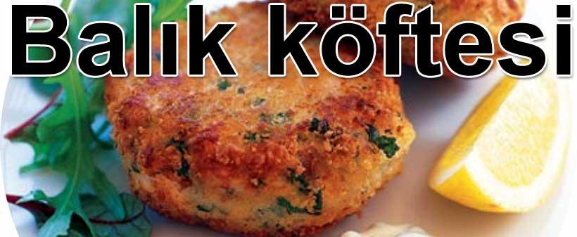 Balık köftesi tarifi Balık kroket nugget nasıl yapılır