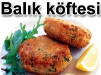 Balık köftesi ve balık kroket tarifi