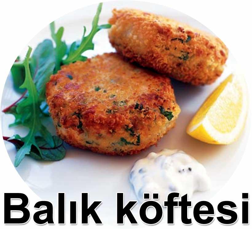 Balık köftesi tarifi Balık kroket nasıl yapılır Kroket tarifleri