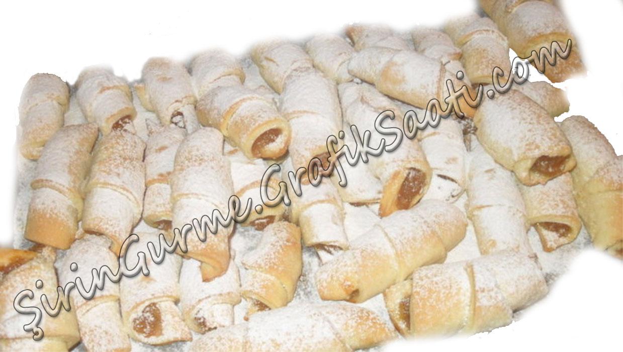Elmalı kurabiye nasıl yapılır tarifi