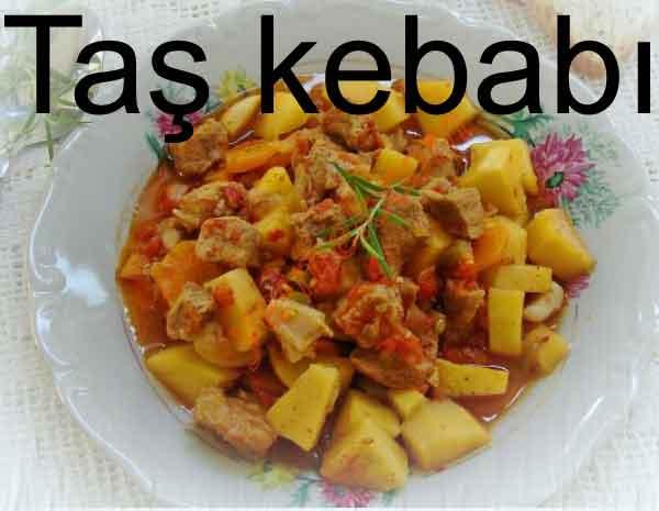 Taş kebabı nasıl yapılır tarifi Ramazan yemekleri